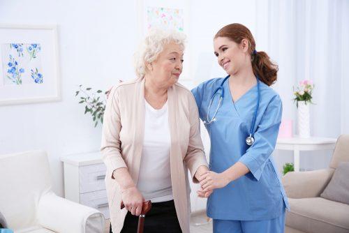 Ideale douche voor senioren