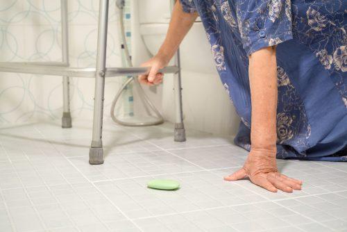 valproof huis badkamer